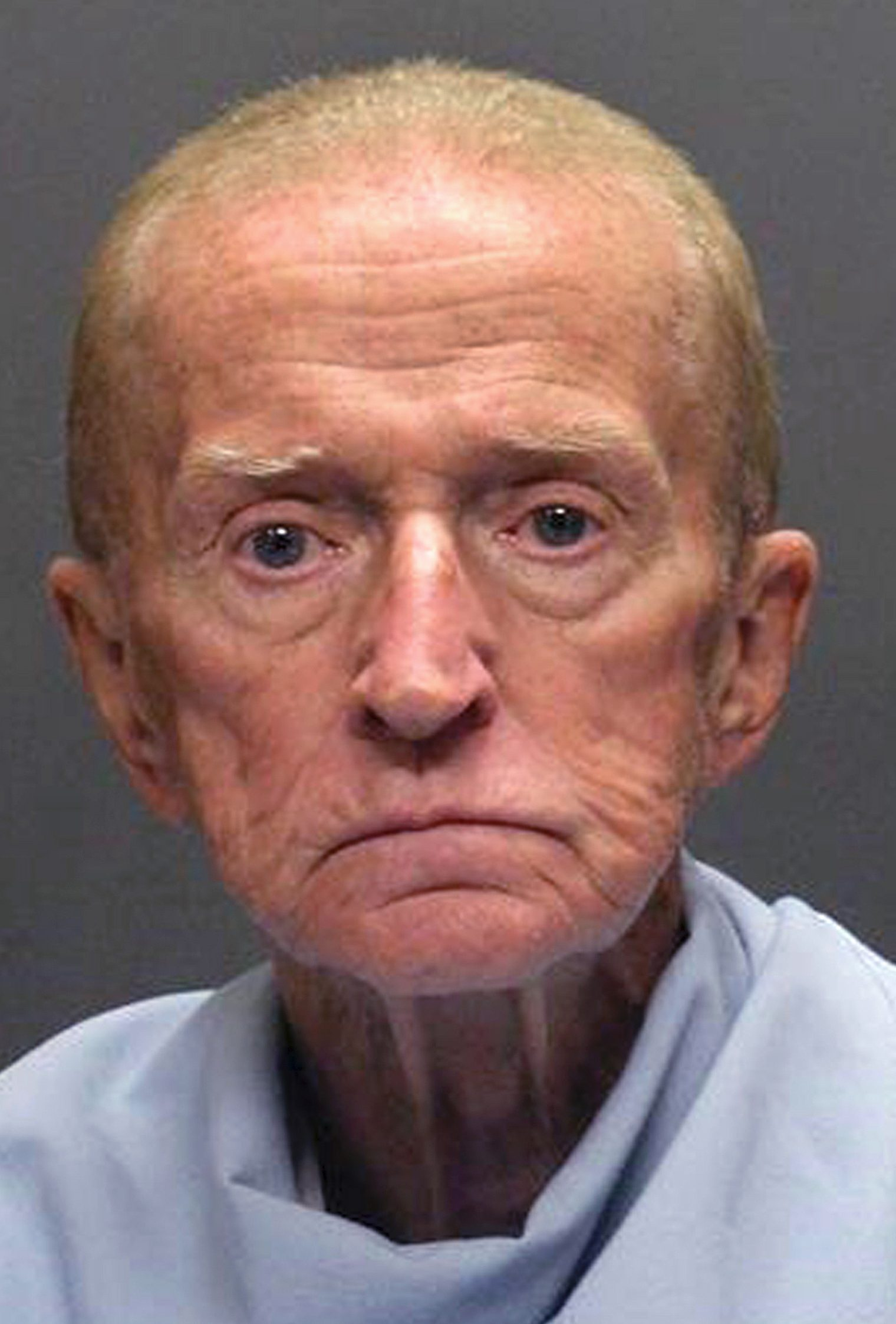 This photo released on Jan. 14, 2018, by the Tucson Police Department shows Robert Krebs, who has a decades-long criminal record for stealing from banks.