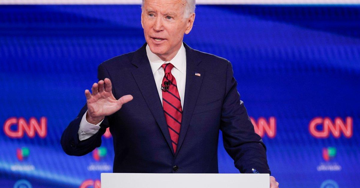 Joe Biden Wins Florida Primary as Coronavirus Disrupts Voting