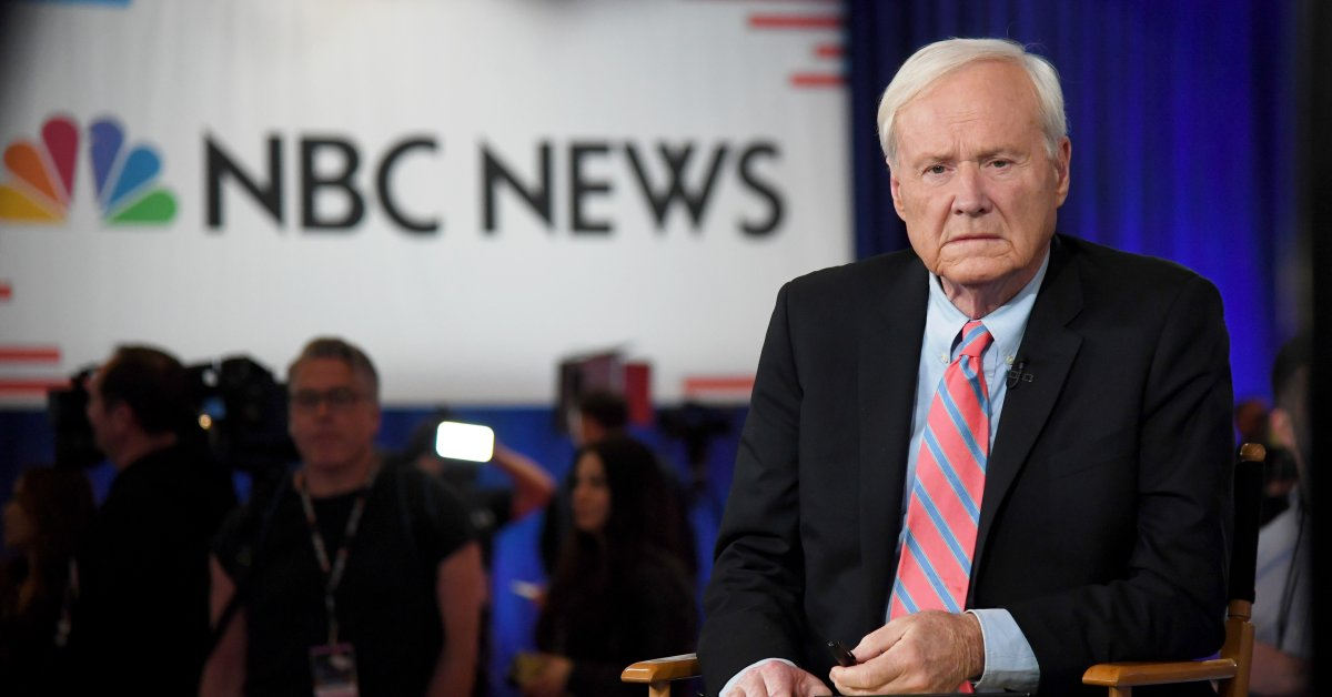 Chris Matthews Ceded Cable News to a New Generation. But They'd Be Better Off Without It