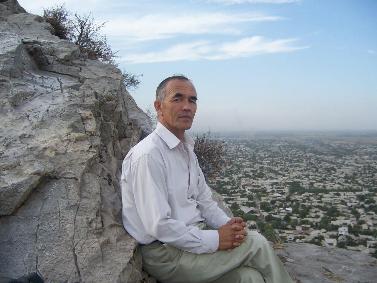 Azimjon Askarov