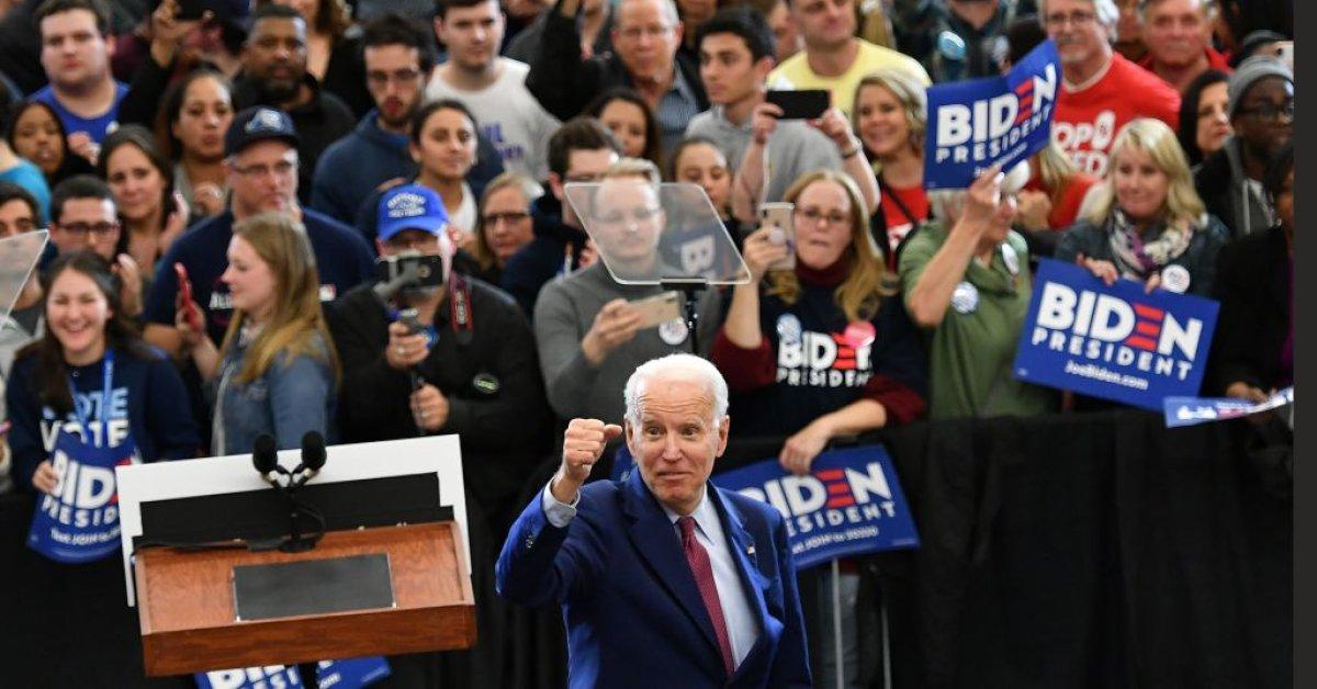 Joe Biden Wins Michigan Democratic Primary, Delivering Major Blow to Bernie Sanders thumbnail