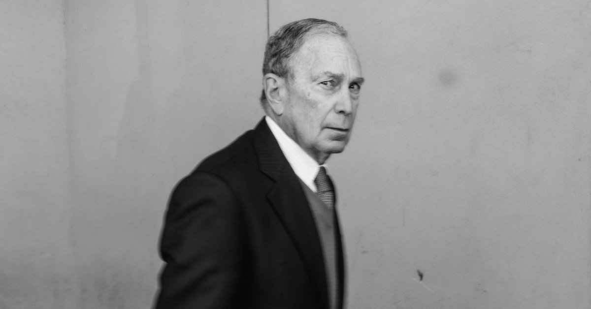 Mike Bloomberg Wants to Fix America. But Can He Fix the Democrats?