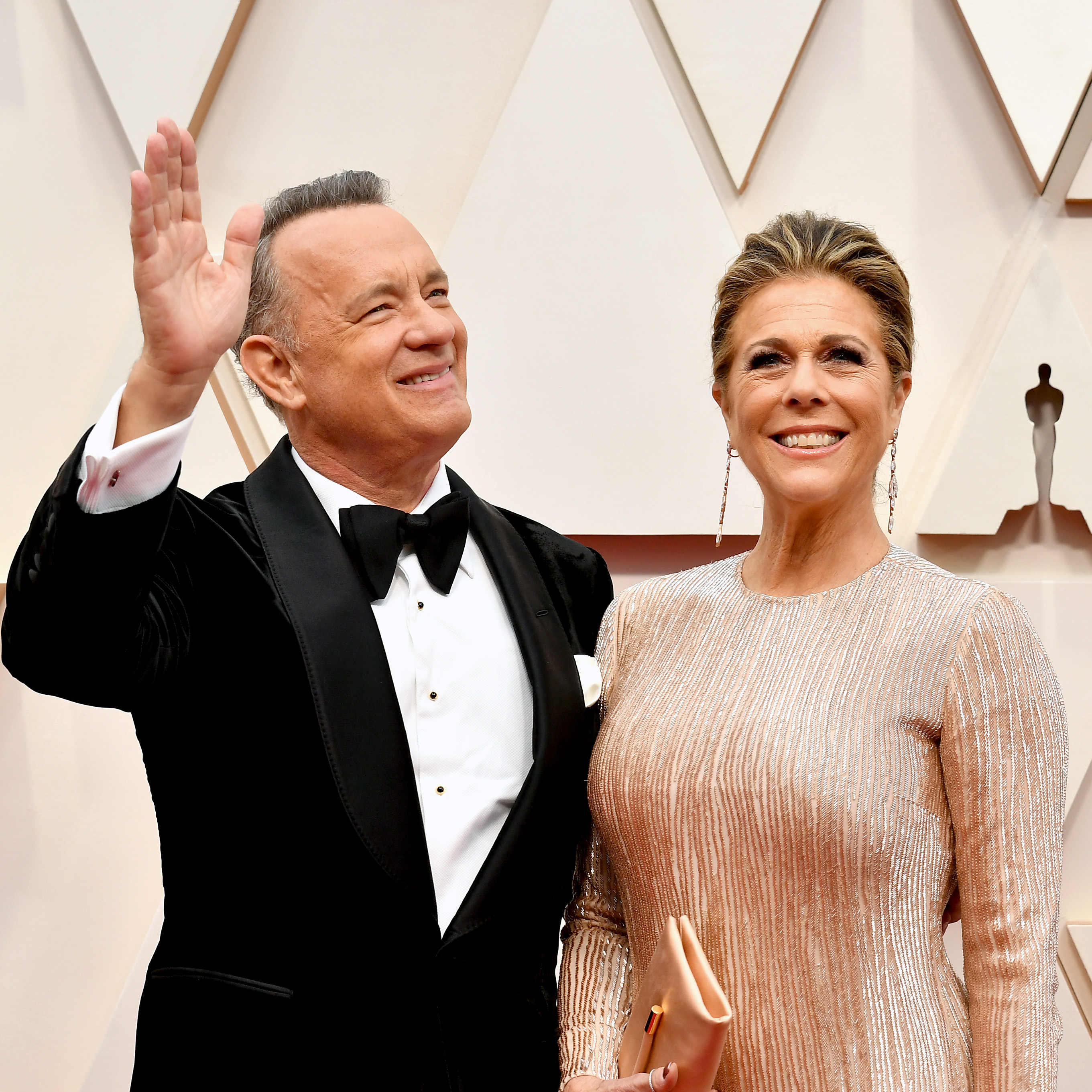 you tested positive for covid-19. who has a right to know? You Tested Positive for COVID-19. Who Has a Right to Know? Tom Hanks Rita Wilson