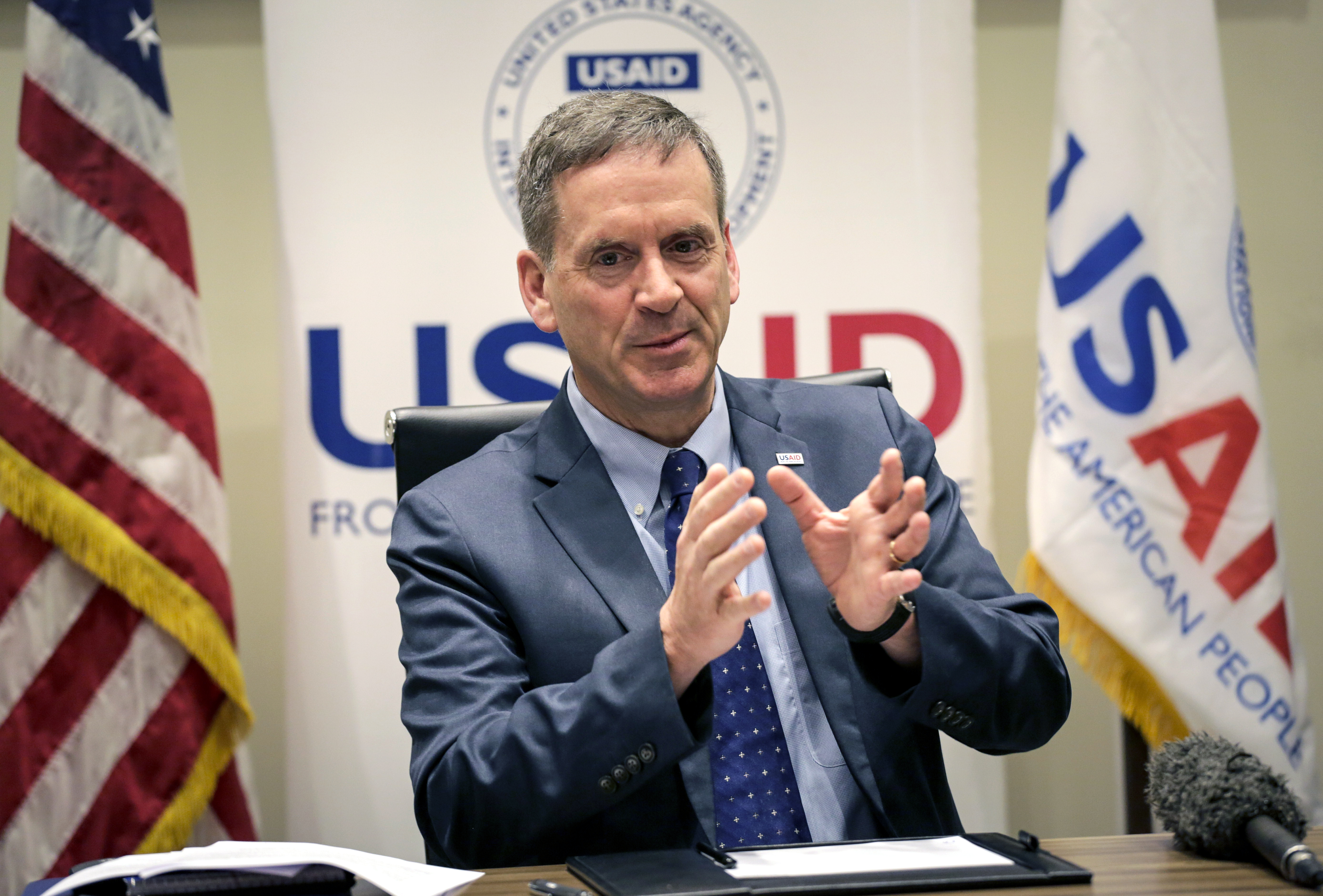 United States Agency for International Development (USAID) Administrator Mark Green has announced that he is resigning to return to the private sector.