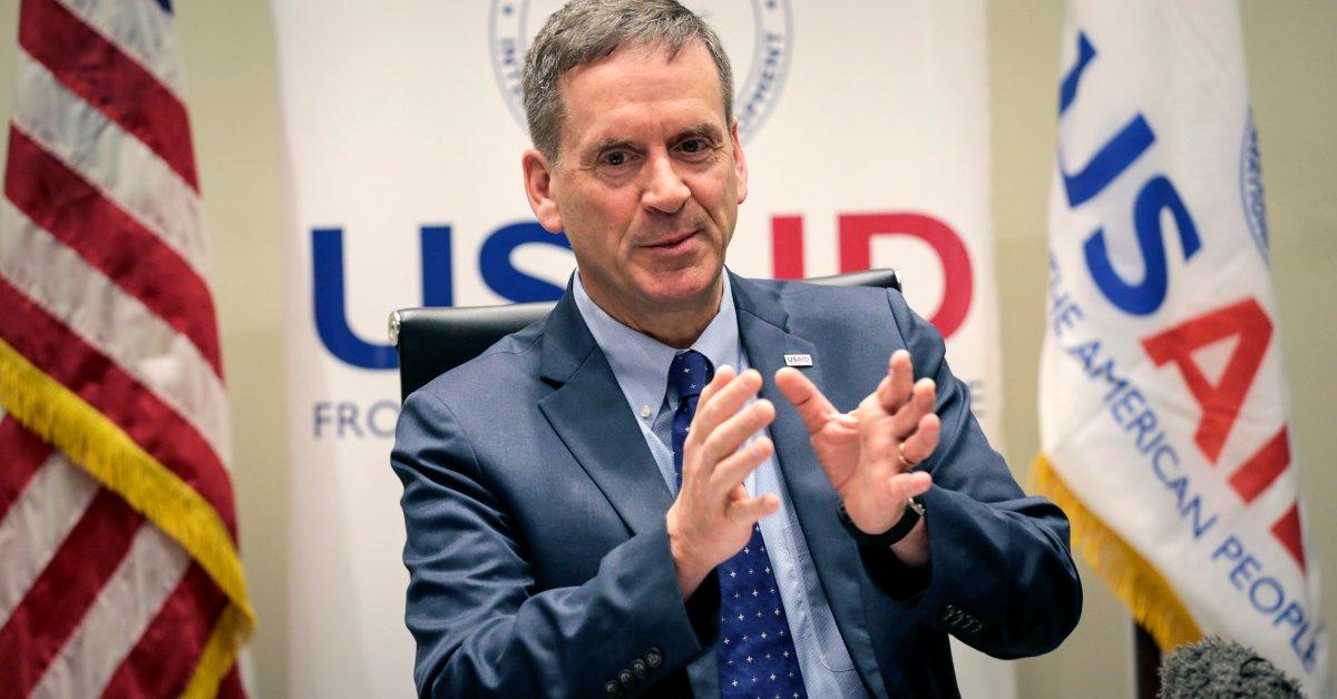 Глава USAID, редкий помощник Трампа с двухпартийной поддержкой, уходит в отставку thumbnail