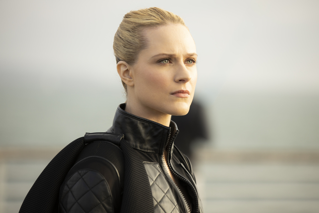 Evan Rachel Wood in 'Westworld' Season 3