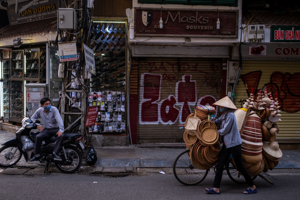 Coronavirus Cripples Asia Economy