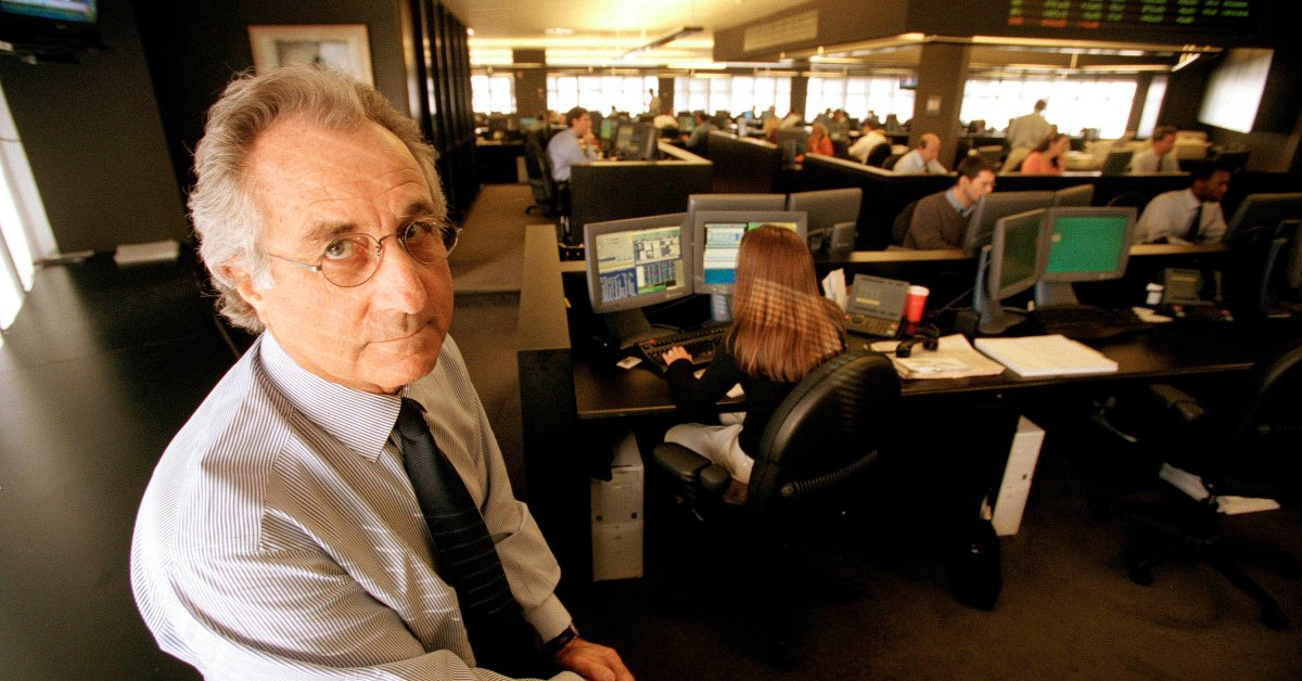 Bernie Madoff, Financier Who Operated the Largest Ponzi Scheme in History, Dies