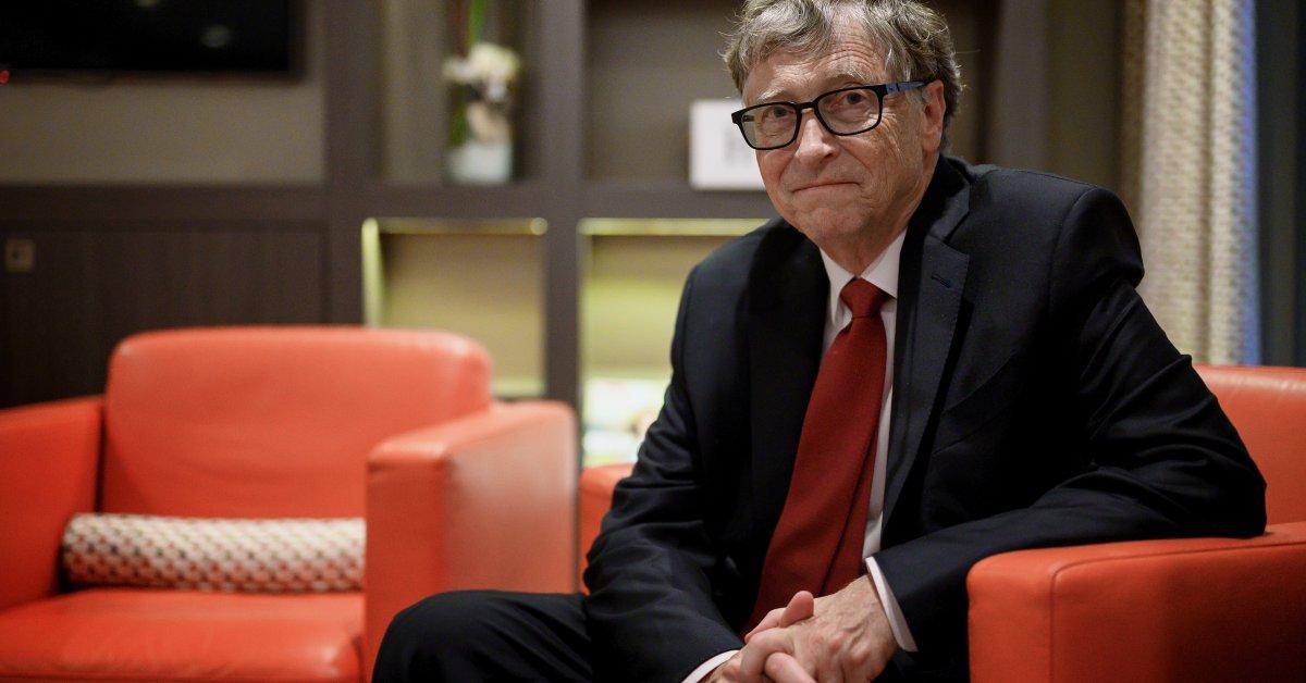 Билл Гейтс уходит из правления Microsoft thumbnail