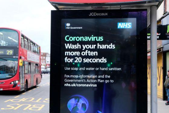 Coronavirus outbreak, government campaign