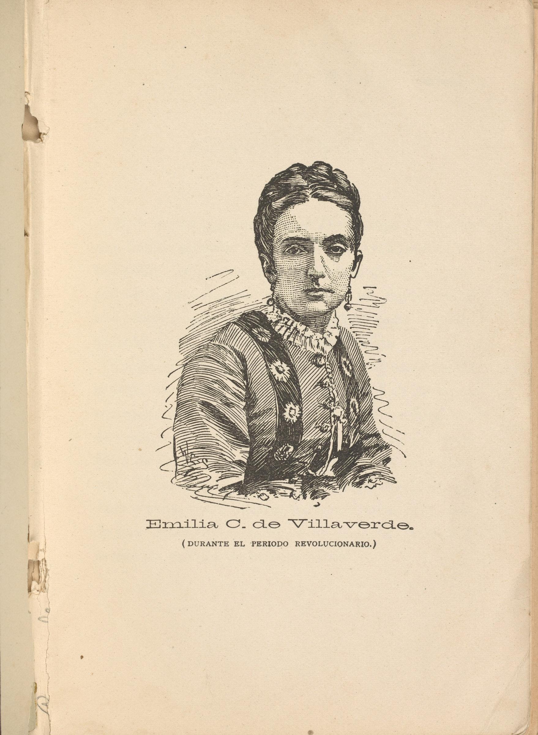 Portrait of Emilia Casanova de Villaverde, 1874.