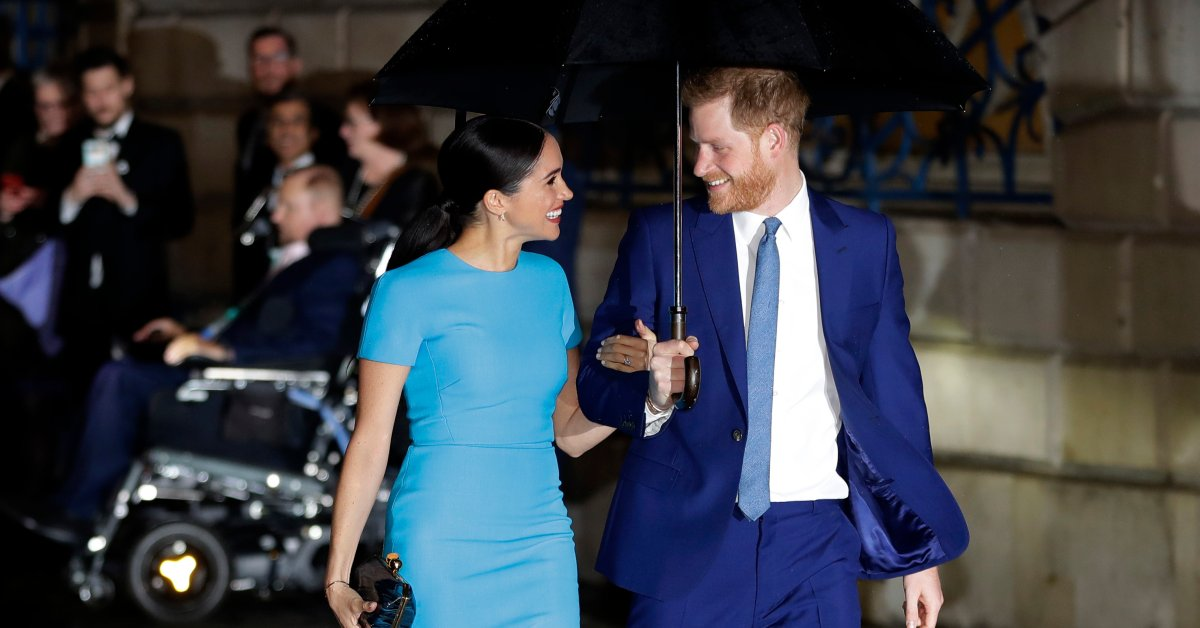 Prince Harry and Meghan Markle to Say Farewell to Monarchy in Final Royal Commitment