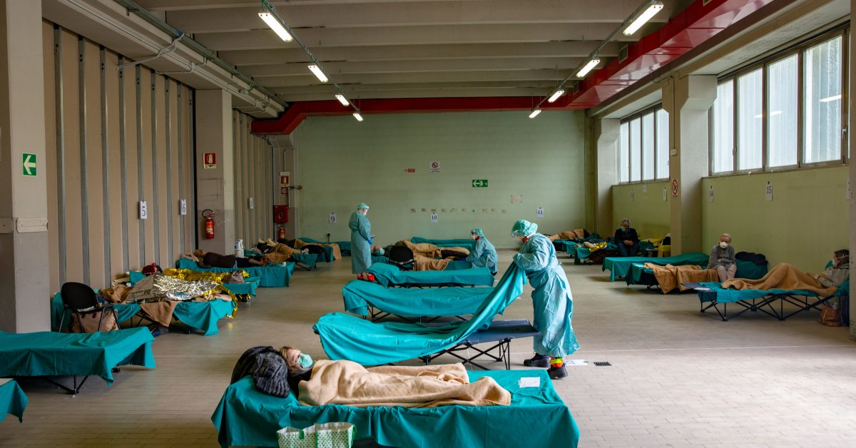 Вспышка коронавируса является критическим тестом для Европейского Союза. Пока что это терпит неудачу thumbnail