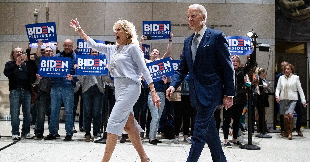 The 'Exhausted Majority' Wakes Up for Joe Biden thumbnail