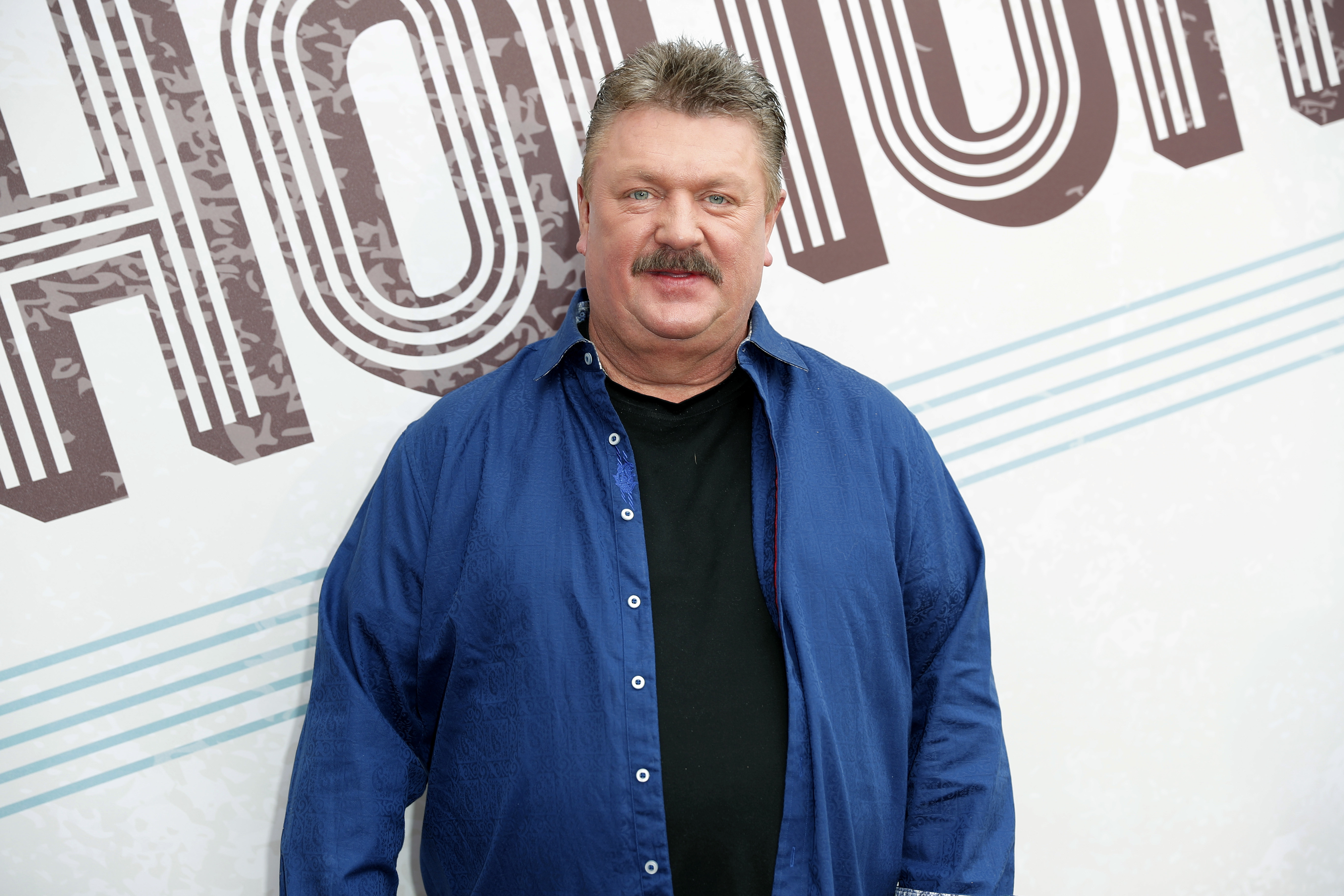 Country singer Joe Diffie attends the 12th annual ACM Honors in Nashville, Tenn. on Aug. 22, 2018.
