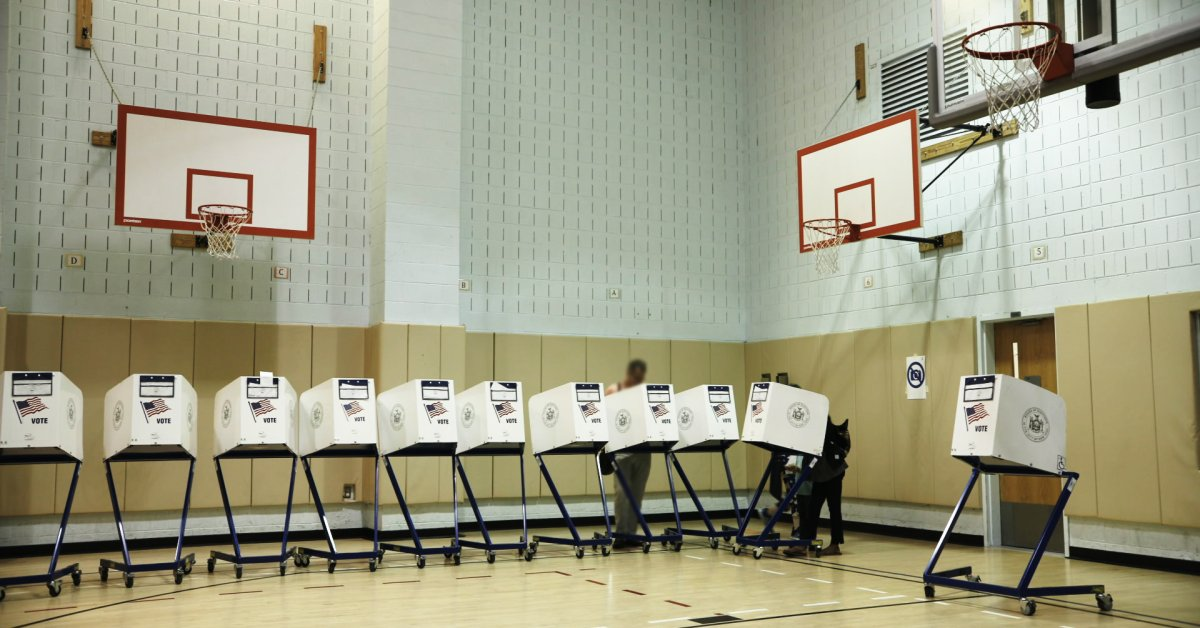 How American Elections Got So Vulnerable—and What We All Can Do Now thumbnail
