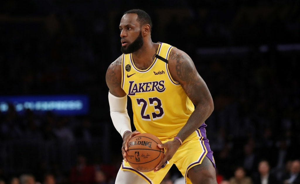 Lebron James He Won T Play In Nba Games Without Fans Time