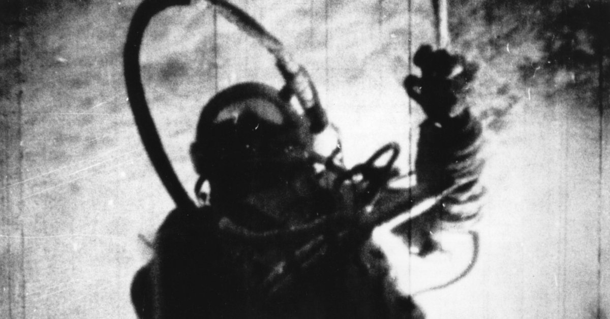 The First Spacewalk Could Have Ended in Tragedy for Alexei Leonov. Here's What Went Wrong