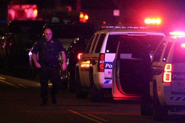 Phoenix Officers Shot