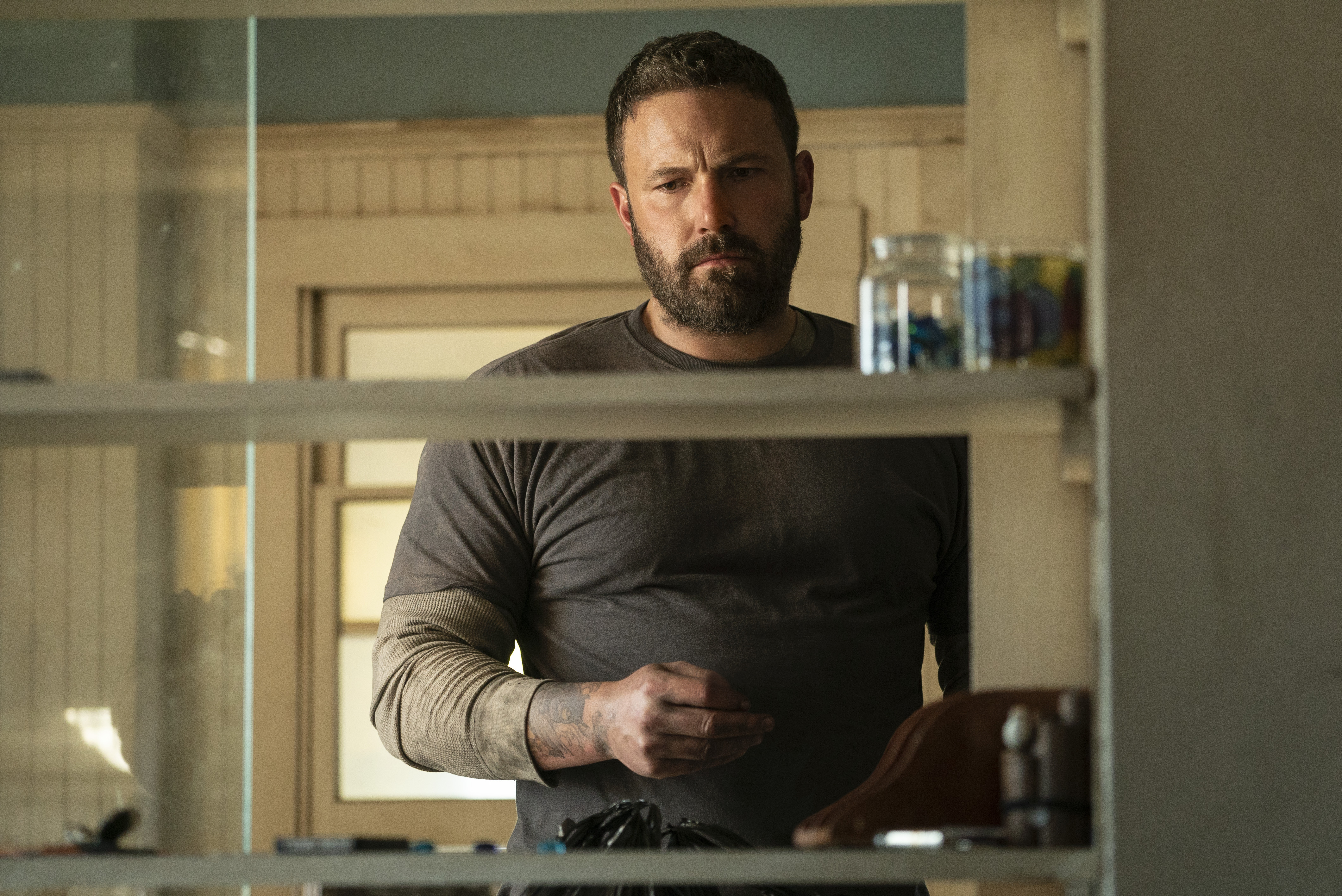 Ben Affleck in 'The Way Back.'
