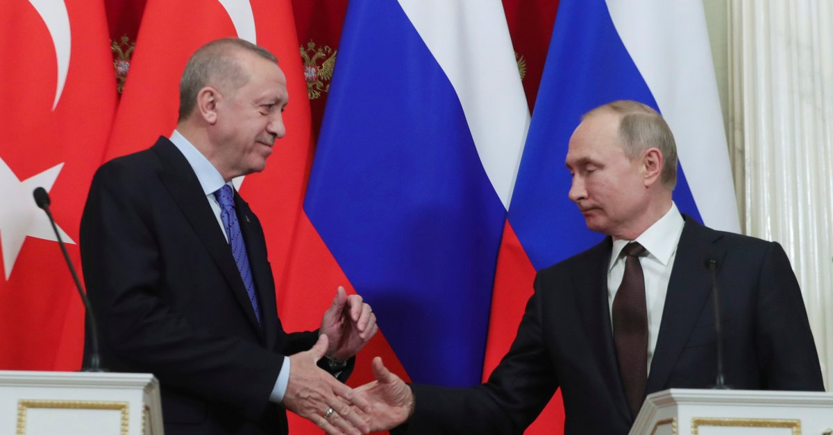 Russia and Turkey Announce Cease-Fire Agreement in Northwestern Syria