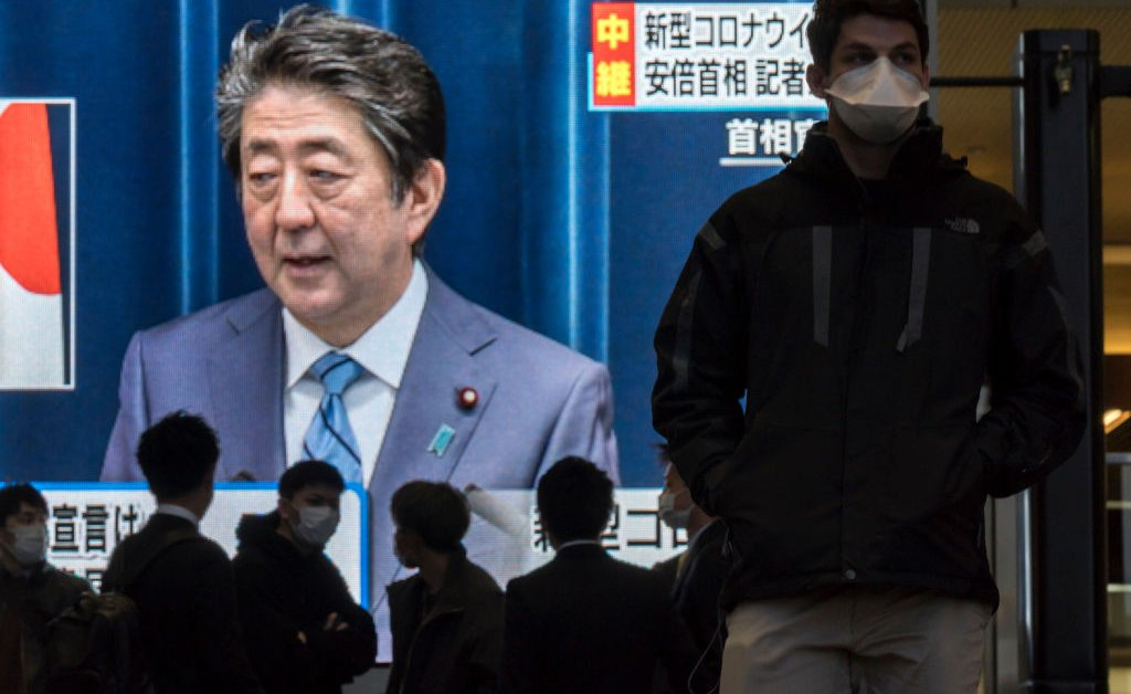 Japanese Prime Minister Gives First Hints Olympics Could...