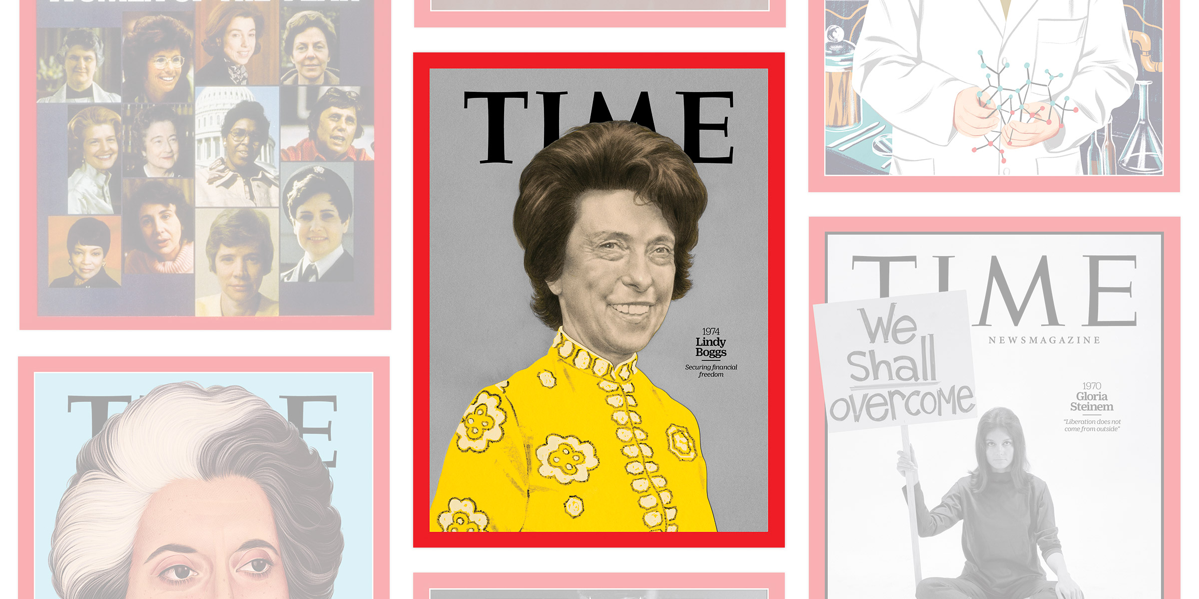 Lindy Boggs: 100 Women of the Year