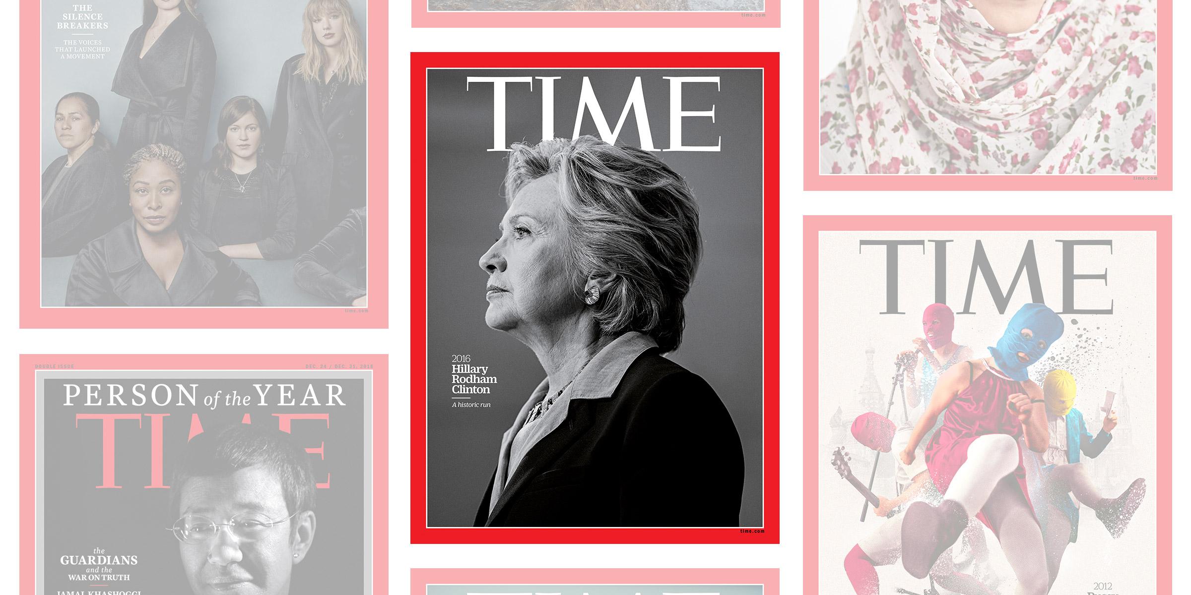 Hillary Rodham Clinton: 100 Women of the Year