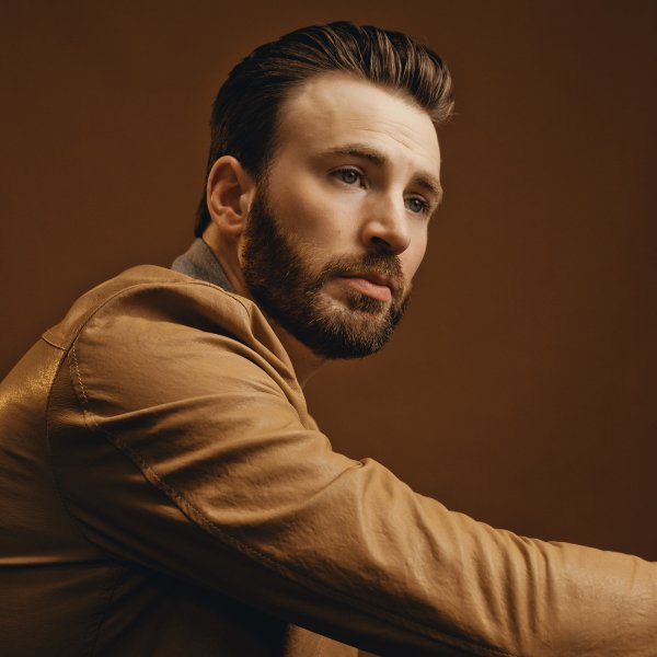 Chris Evans photographed in Los Angeles, CA on March 11, 2020.