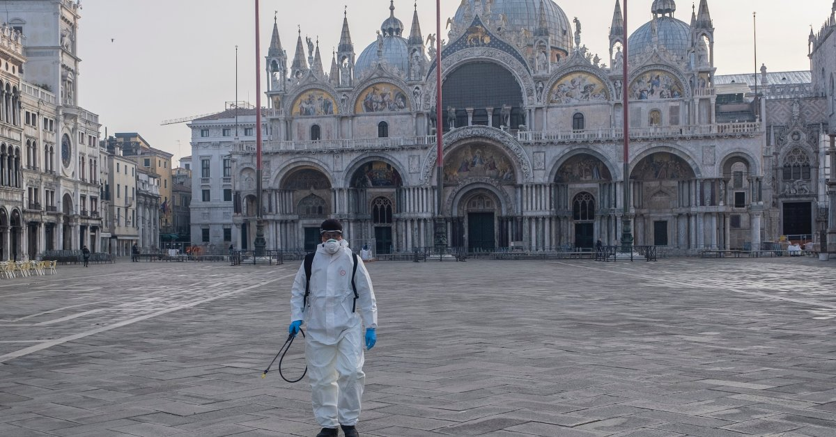 I'm a Historian of Epidemics and Quarantine. Now I'm Living That History on Lockdown in Italy
