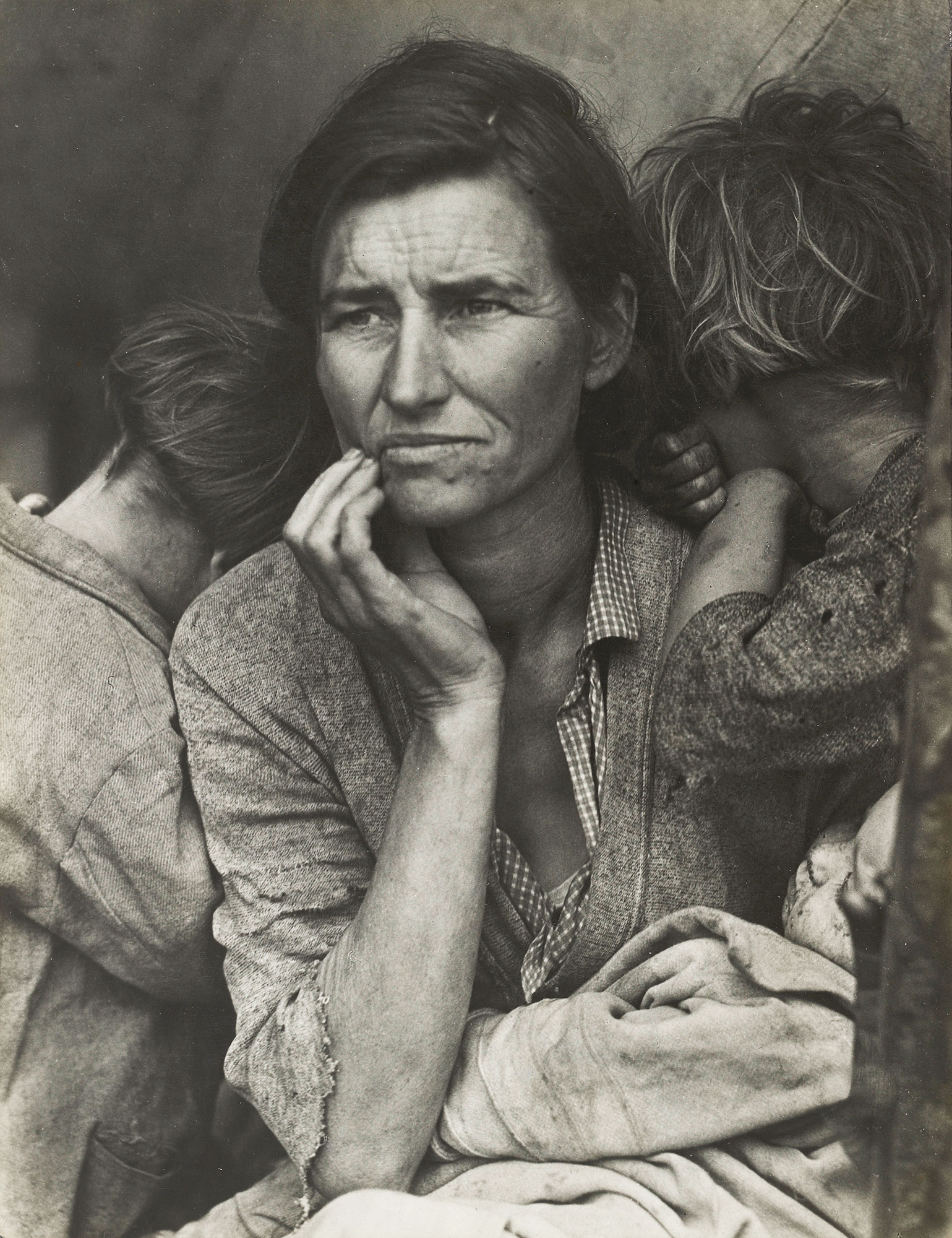 """Migrant Mother"", 1936"