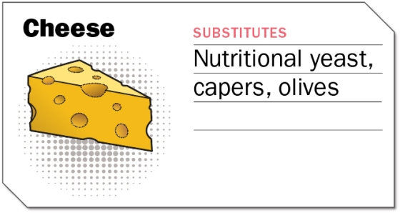 Cheese Substitutes