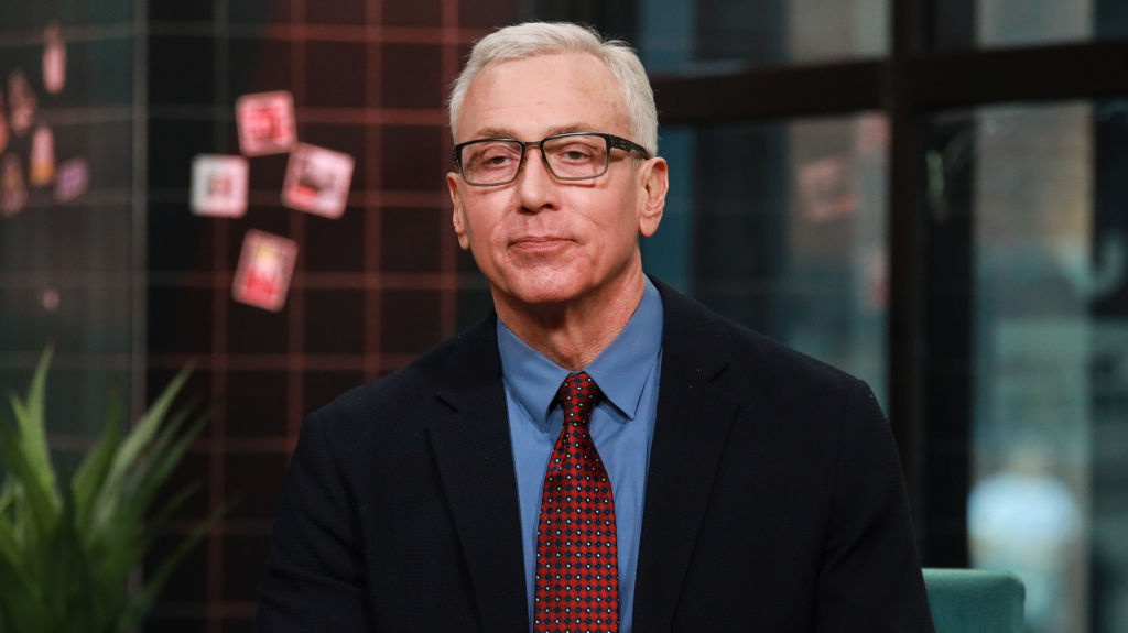 Dr. Drew Pinsky visits Build at Build Studio on March 9, 2020 in New York City.