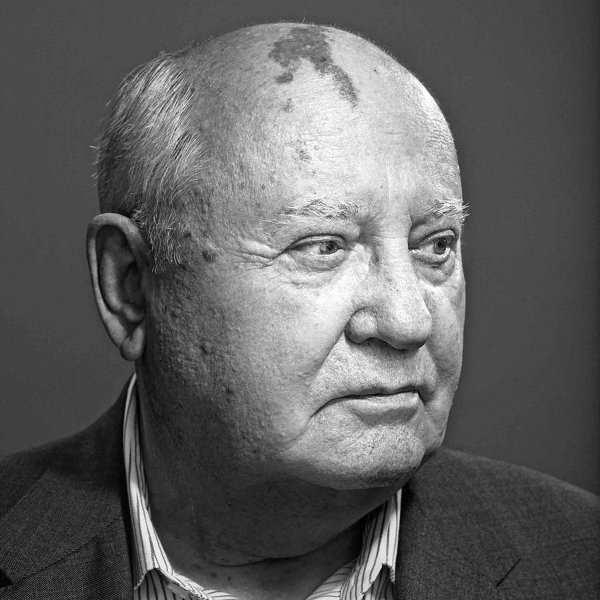 Throughout his presidency, Gorbachev promoted peaceful diplomacy, which led to the end of the Cold War