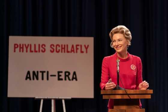 "MRS. AMERICA --""Betty"" --Episode 4 (Airs April 22) Pictured: Cate Blanchett as Phyllis Schlafly. CR: Sabrina Lantos/FX"