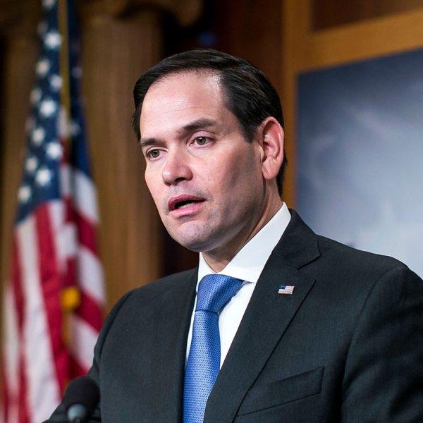 Senator Rubio (R., Fla.) supported the Paycheck Protection Program, part of the $2trillion U.S.stimulus.