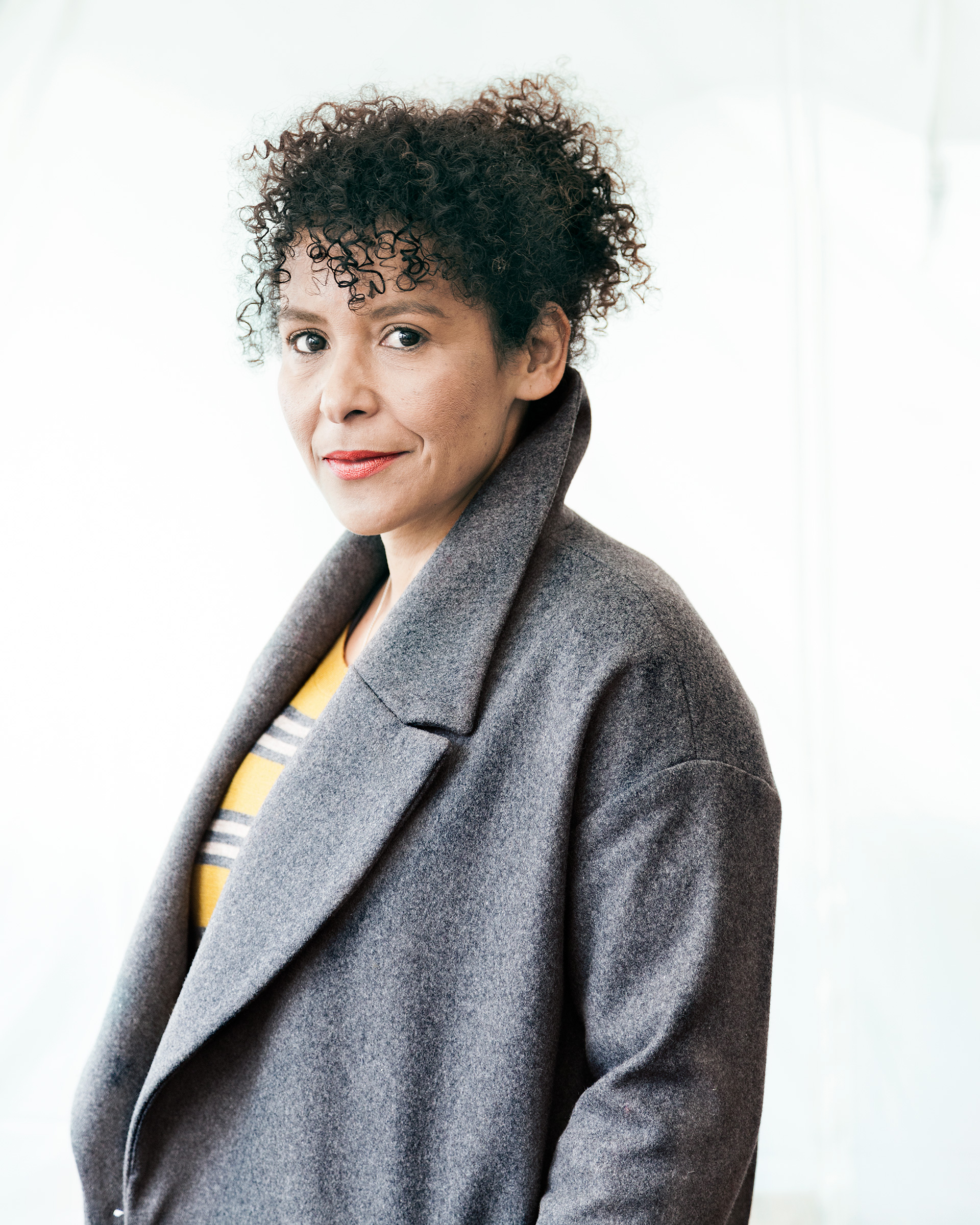 Mariane Pearl in London in 2015.