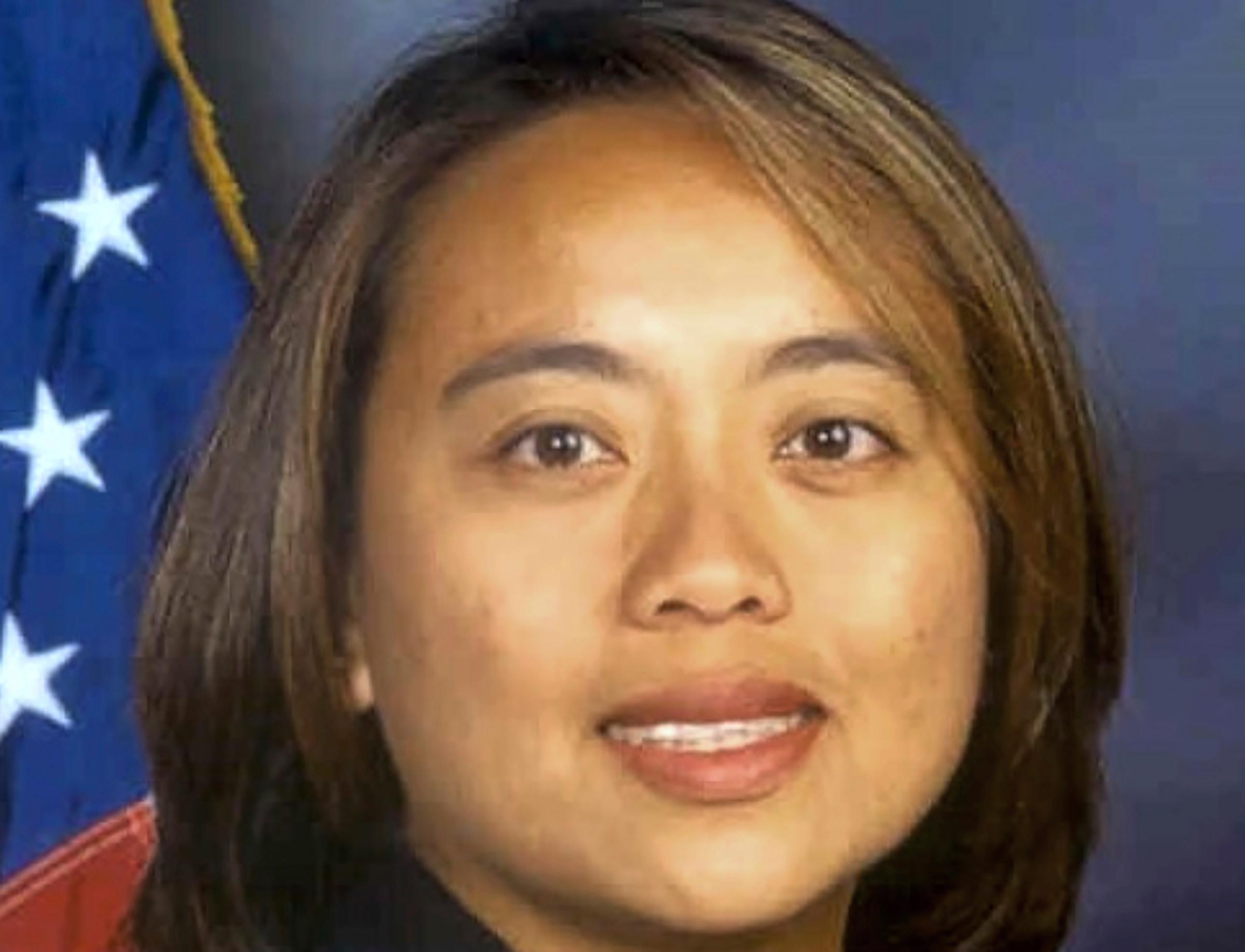 Santa Rosa, Calif., Police Department Detective Marylou Armer.