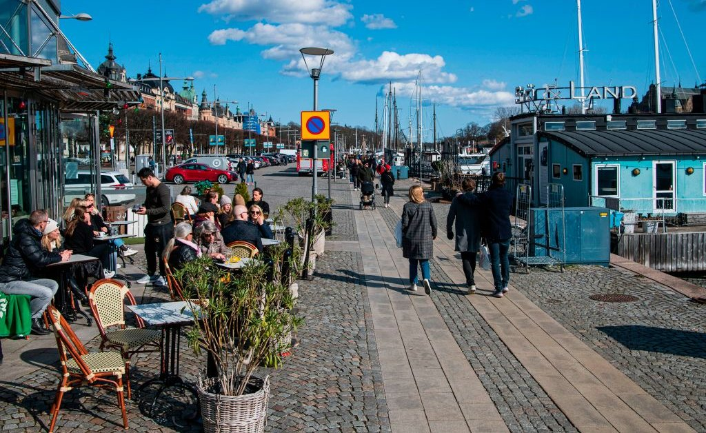 Sweden's Relaxed Approach to the Coronavirus Could Be Backfiring