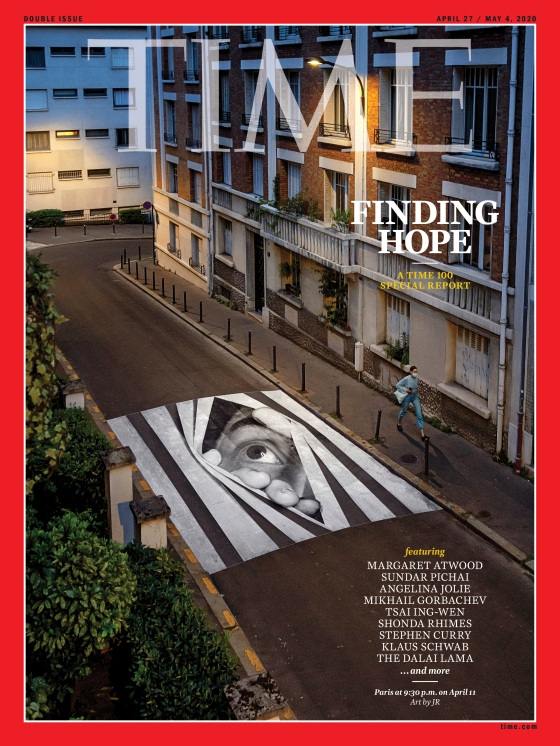 Finding Hope Time Magazine Cover