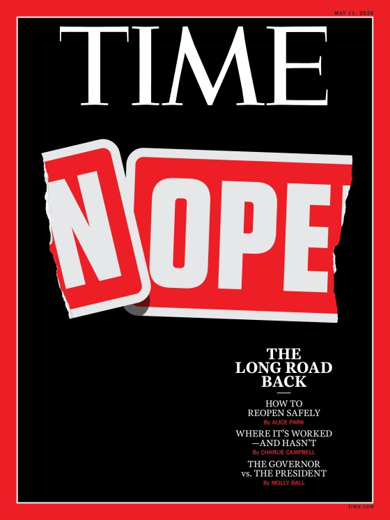 The Long Road Back Time Magazine Cover