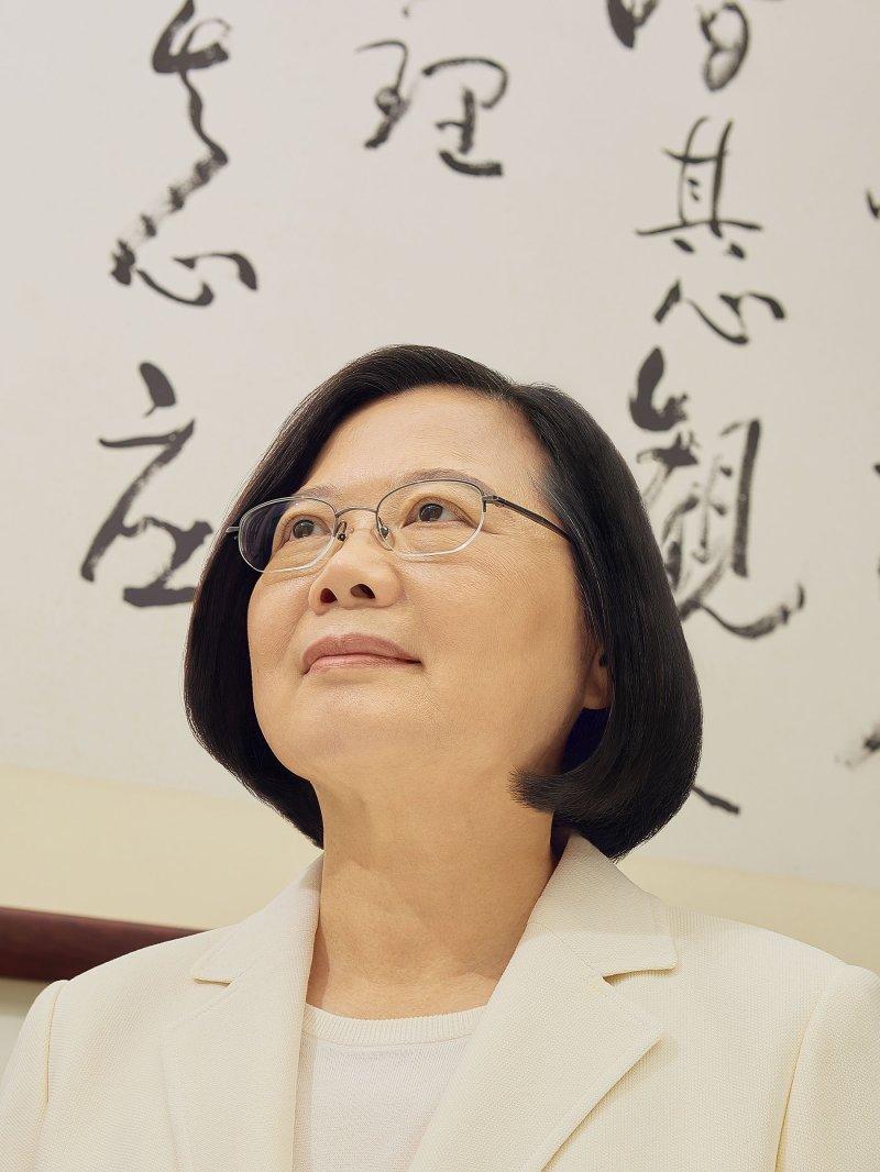 Цай Инь-Вень, президент Тайваня