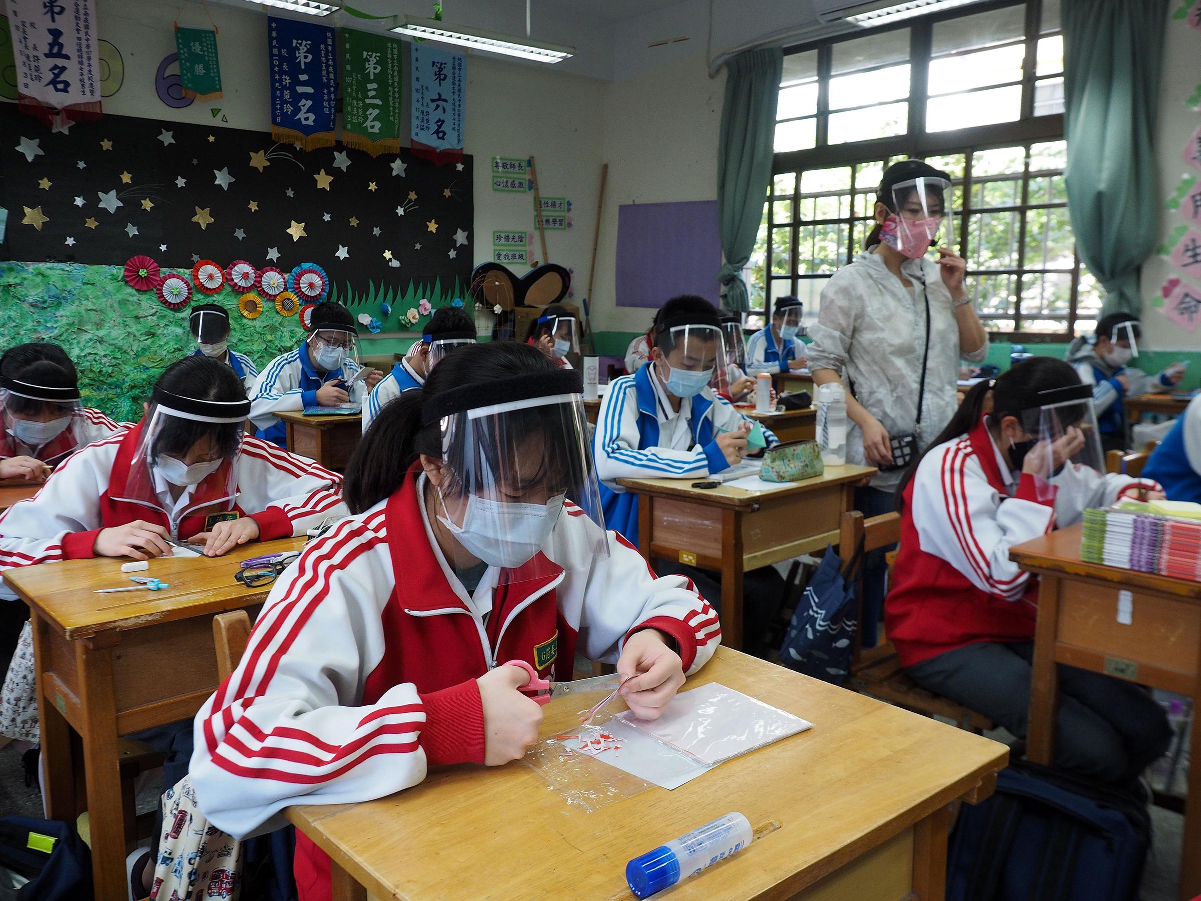 Desk Dividers Classroom Student
