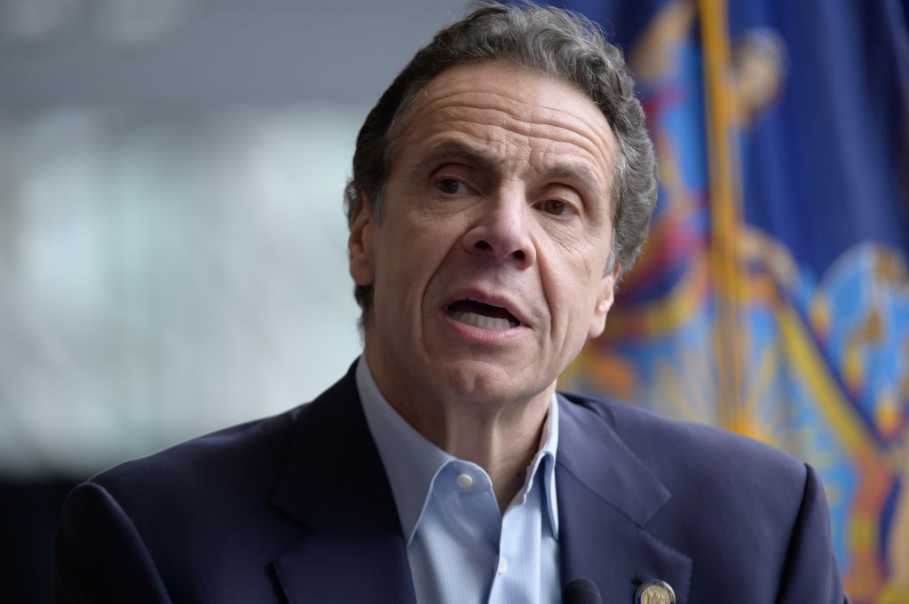 Cuomo Says China Delivering 1,000 Ventilators to New York | Time