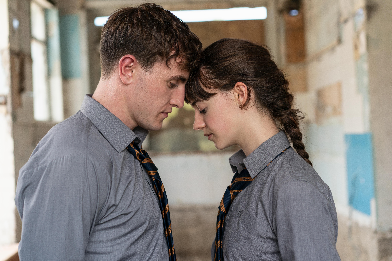 Paul Mescal and Daisy Edgar-Jones in 'Normal People'
