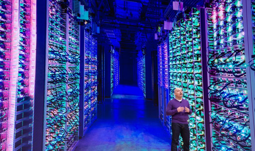 Some of the biggest data center companies in the World 8