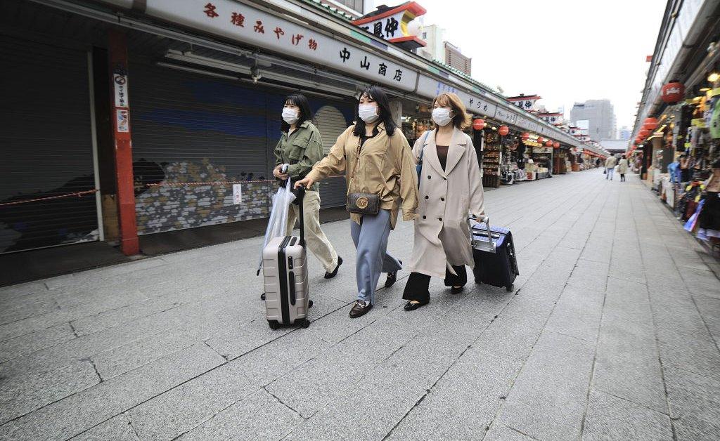 Japan Is Relying on Public Obedience as Coronavirus...