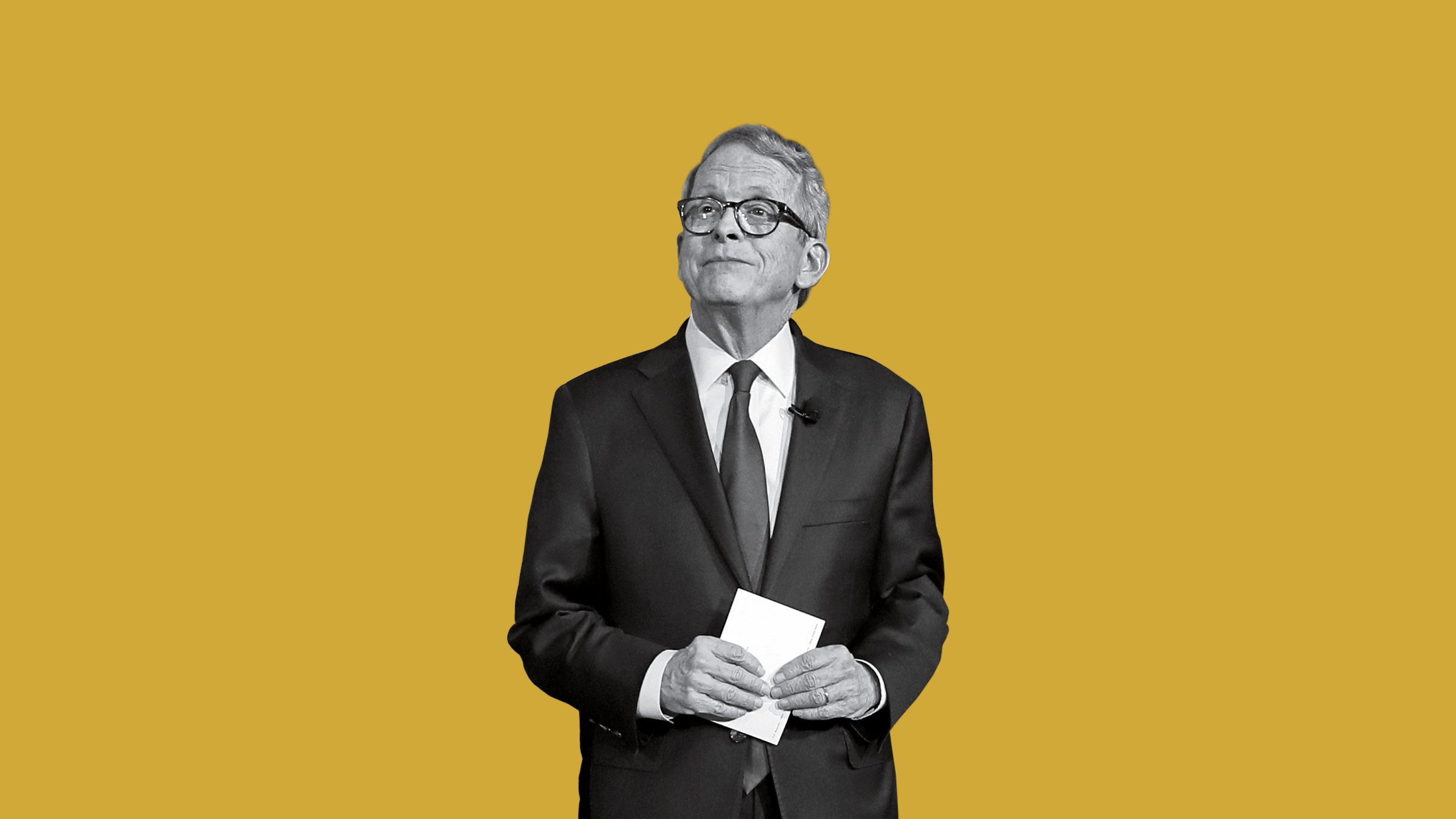 'This economy is not going to come back if people are afraid to goout'—Mike DeWine