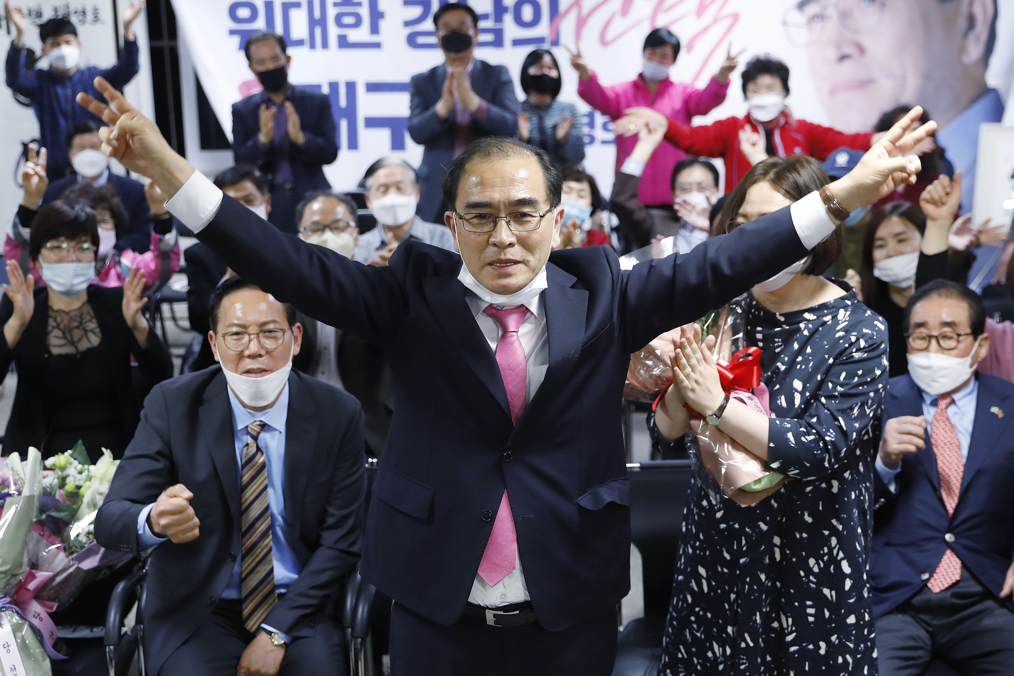 High-Level North Korean Defector Wins South Parliament Seat | Time