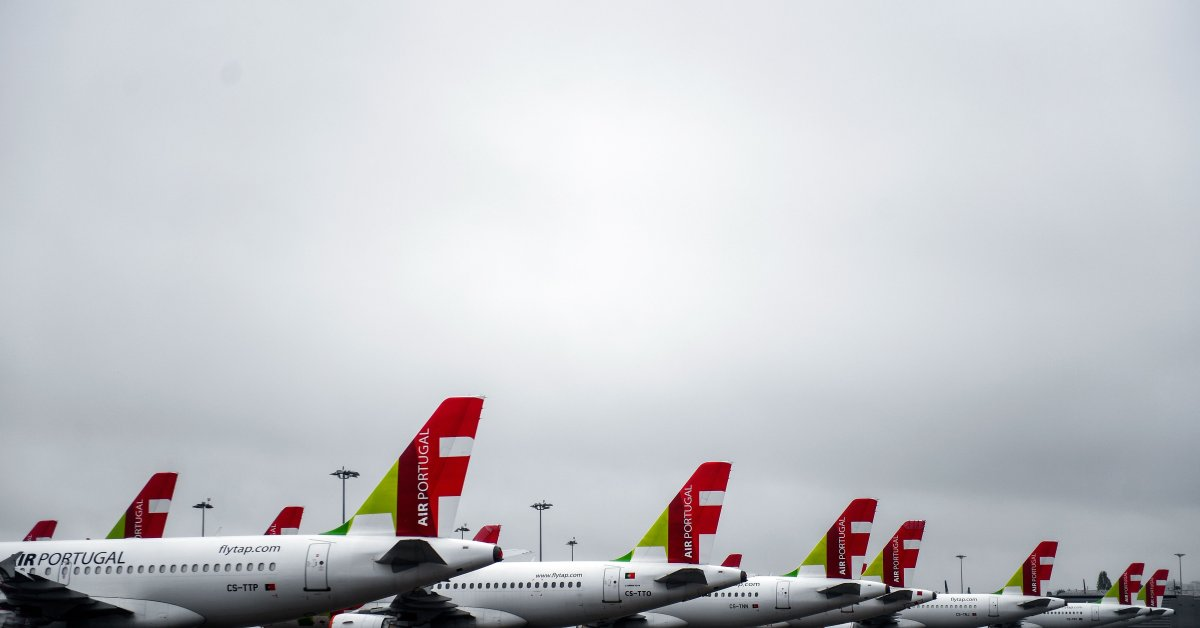 Two-Thirds of the World's Passengers Jets Are Grounded Amid COVID-19 Pandemic. Here's What That Means